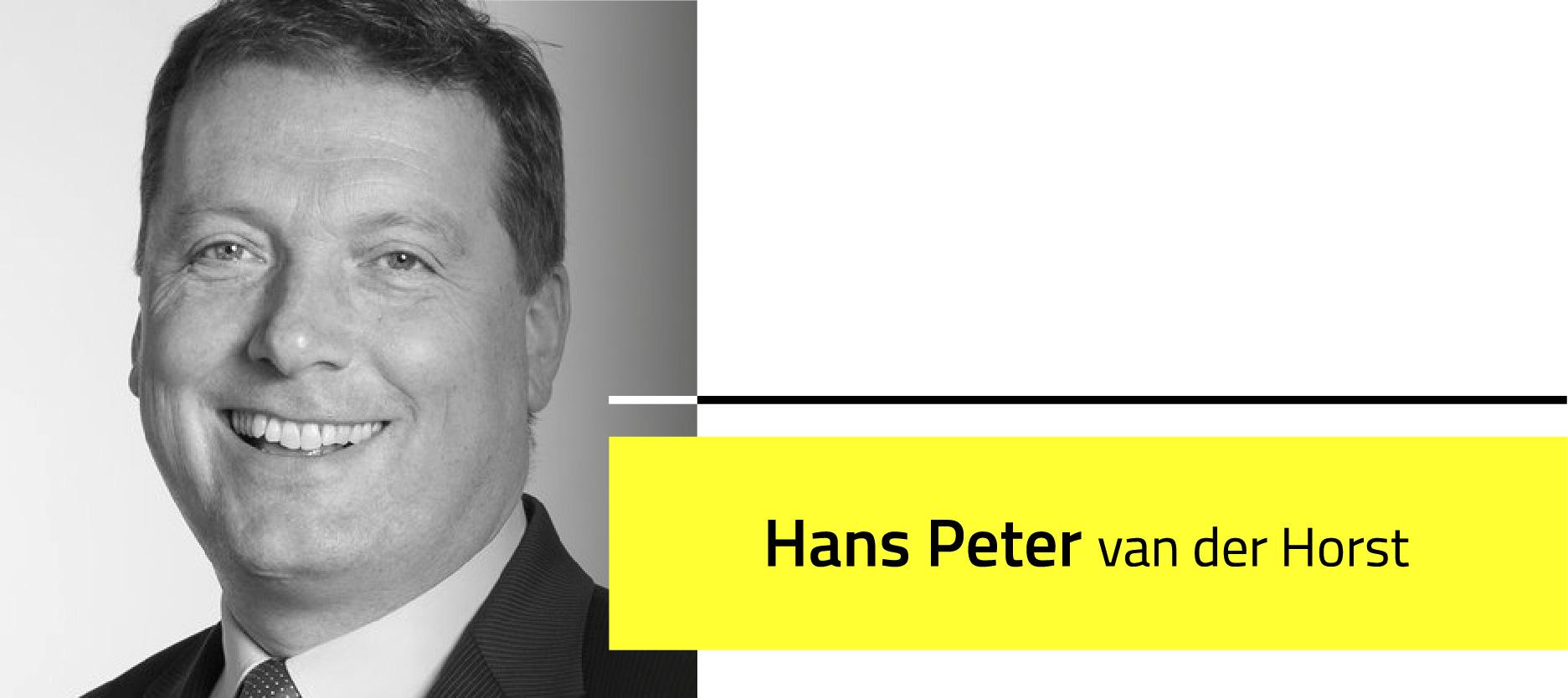 We welcome Hans Peter van der Horst at Trustmoore